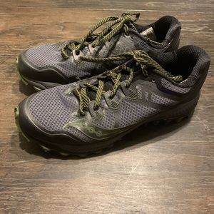 Saucony peregrine 8 men's shoes size 9